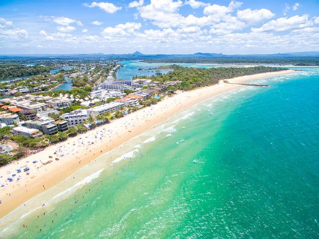 noosa-beach-australië.
