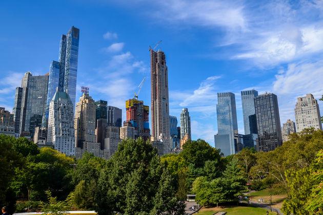 nyc-Central-Park-uitzicht
