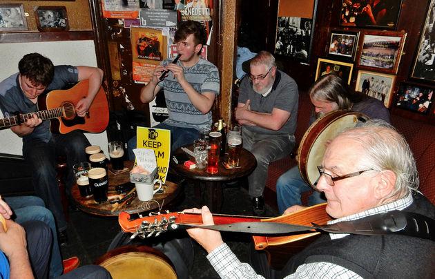 O'Donoghues-muziek