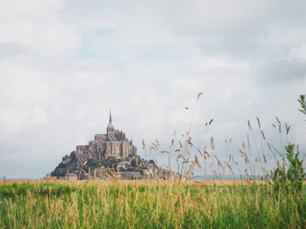 Le Mont-Saint-Michel Frankrijk