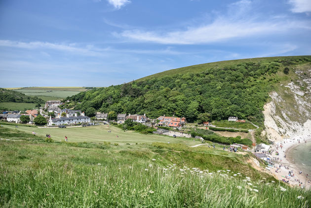 omgeving-lulworth-cove