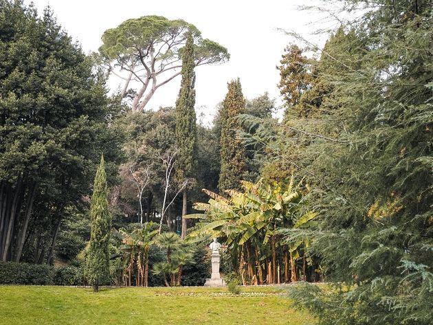 Opatija Angiolina park