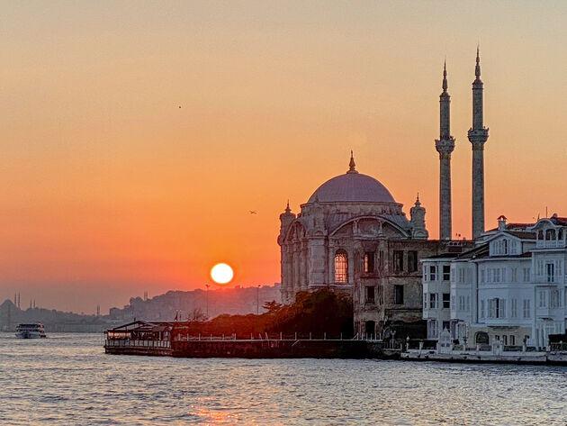 Ortaköy-moskee.