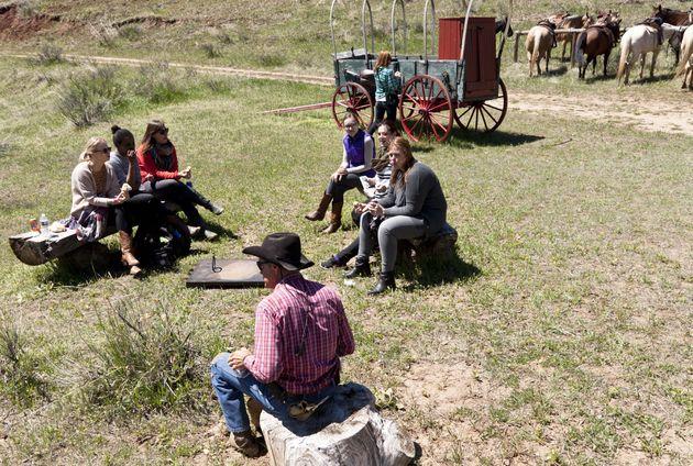 paardrijden-colorado-lunch