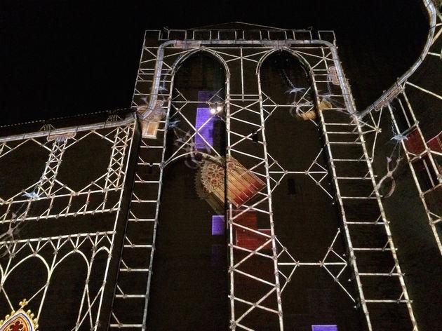 Palais des Papes - Les Luminessences d'Avignon 1