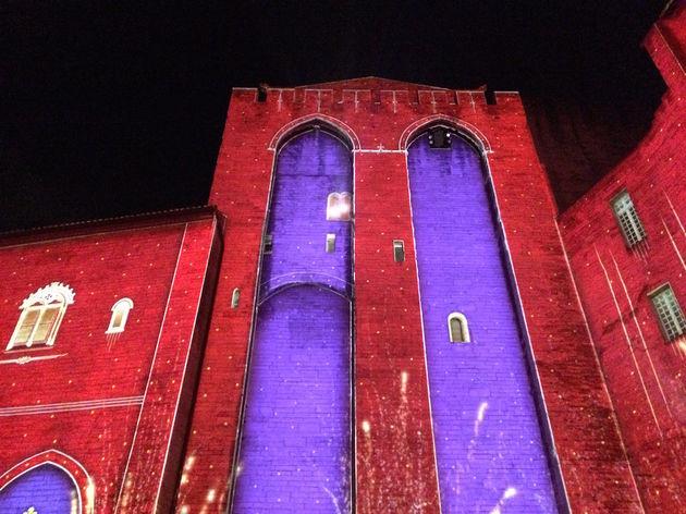 Palais des Papes - Les Luminessences d'Avignon 3