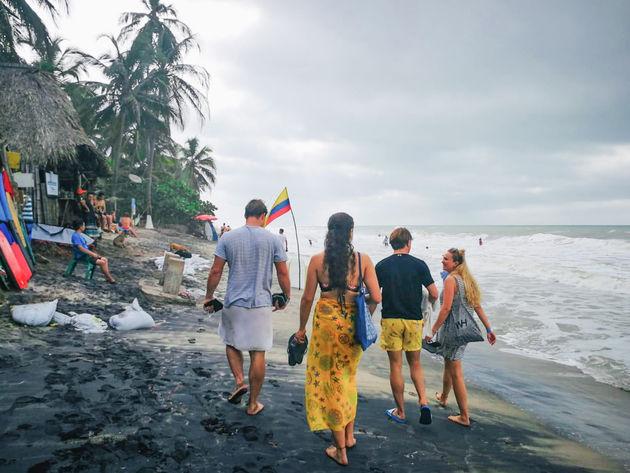 palomino-Strandwandeling