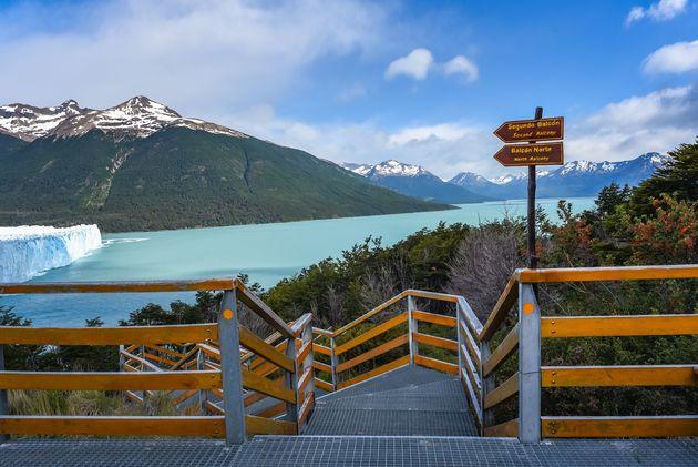 perito-moreno-gletsjer-bordjes-routes