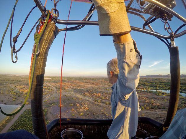piloot-ballonvaart-za