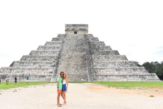 Piramide-van-Kukulcan