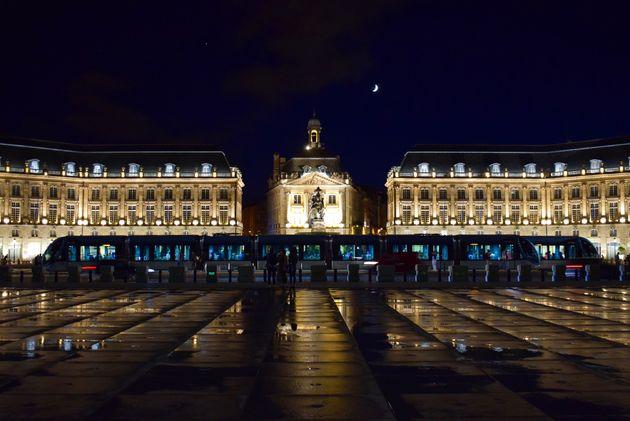 Place-De-La-Bourse-avond
