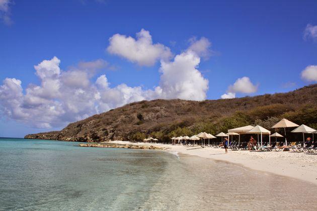 Playa-Porto-Mari-Curaçao.