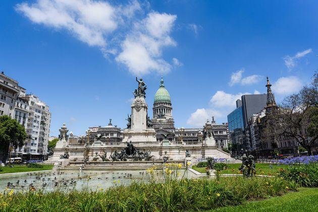 Plaza-del-Congreso