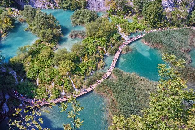 plitvice-watervallen-kroatië-2