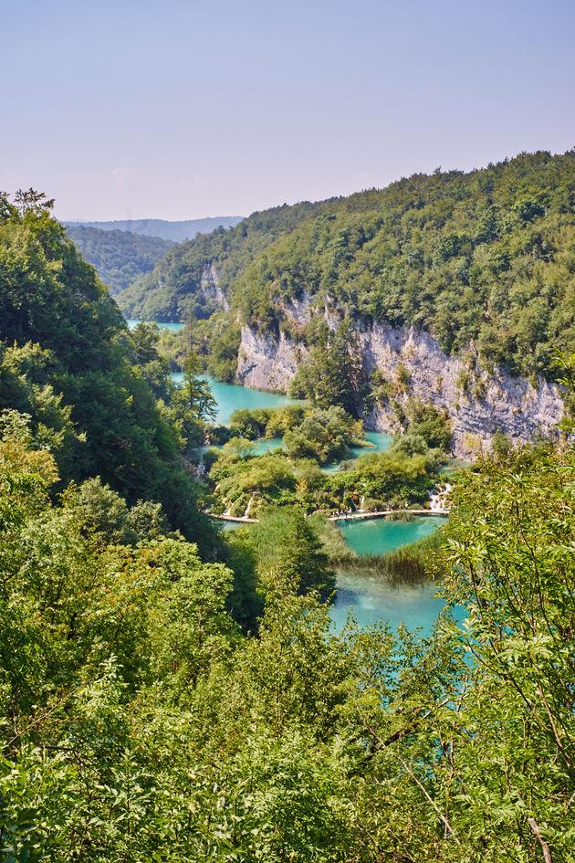 Plitvice-watervallen-kroatië