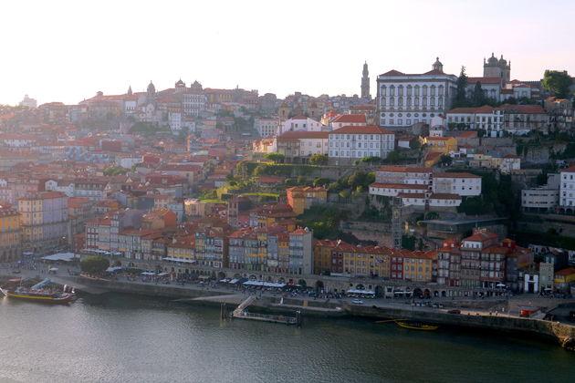 Porto view rivier