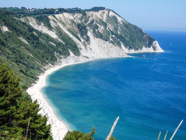 Portonovo-La-Marche-italie