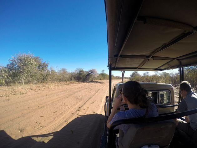 Reis Botswana Kasane