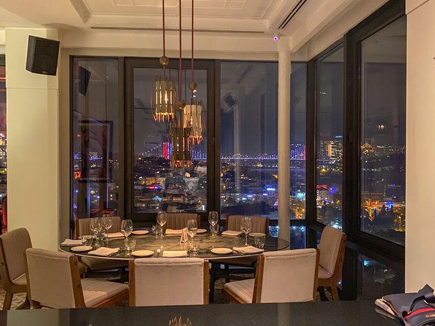 Restaurant-Voque-istanbul