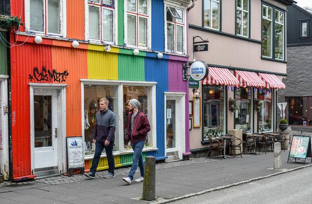 reykjavik-straat