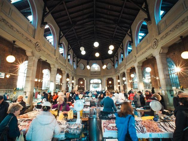 Rijeka vismarkt (1)