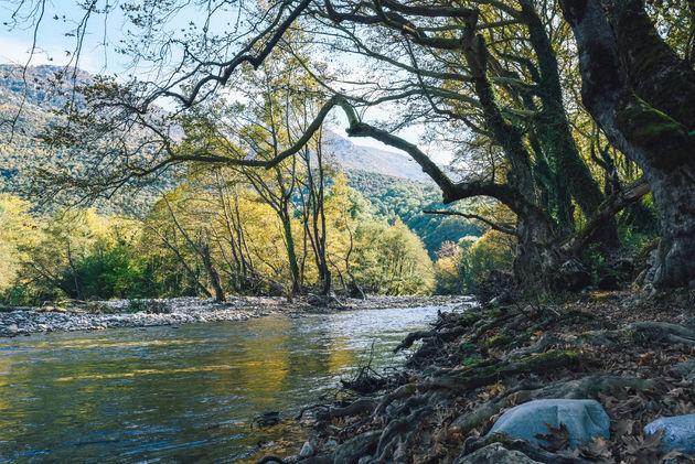 rivier-griekenland