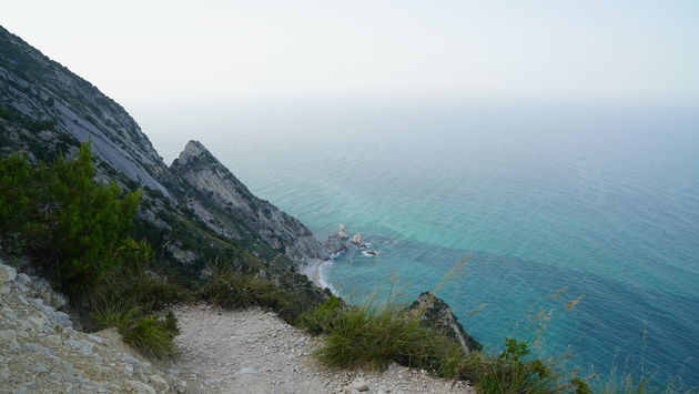 Riviera_del_Conero_Monte_Conero_Klif