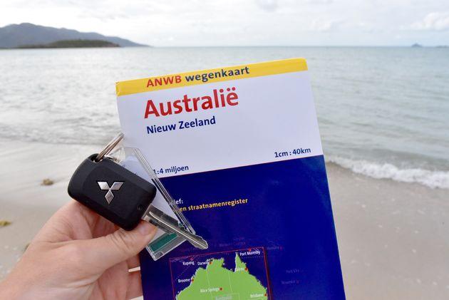 roadtrip-australië-wegenkaart.