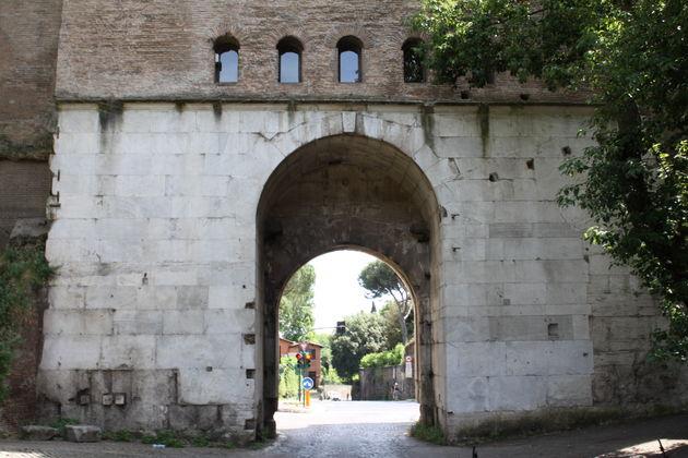Rome-Porta-S-Sebastiano
