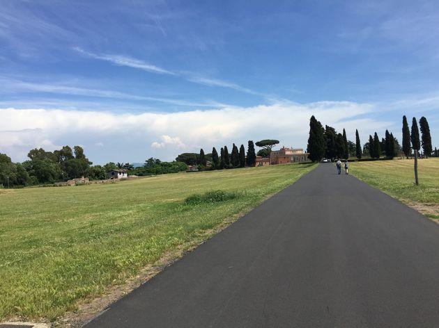 Rome-via-appia-weg-2
