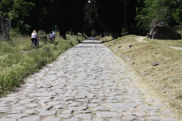 Rome-via-appia-weg-3