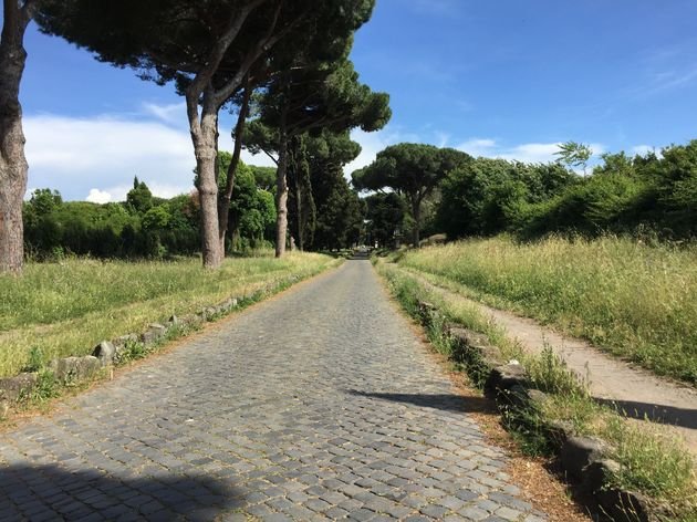 Rome-via-appia-weg