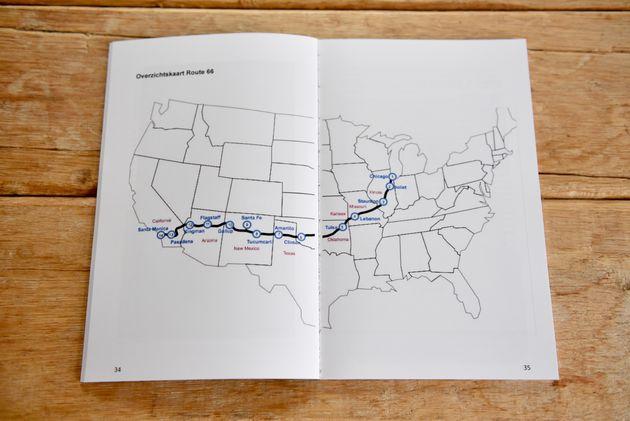 route-66-planner-routekaart