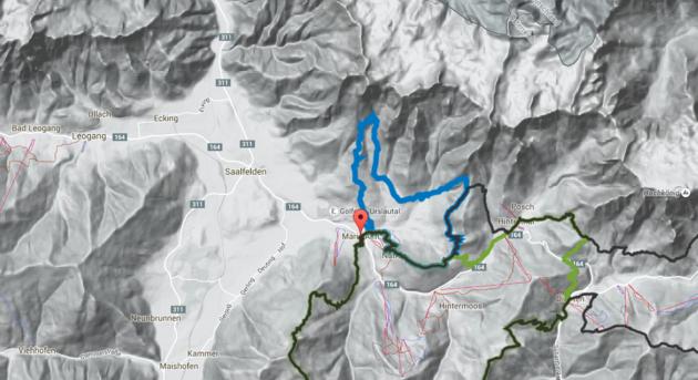 route-hochkonigman