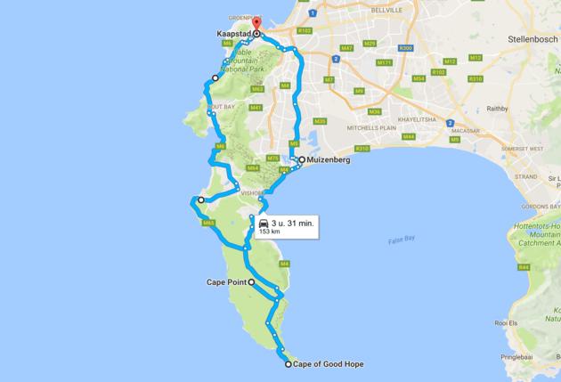 route-roadtrip-kaap-de-goede-hoop