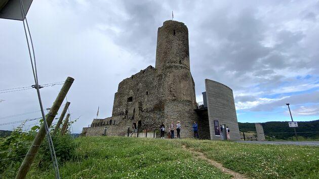 Ruine_Bernkastel_Kues_ingang