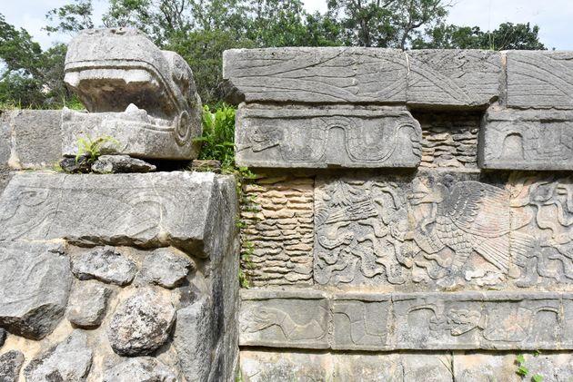 ruines-maya's-chichen-itza