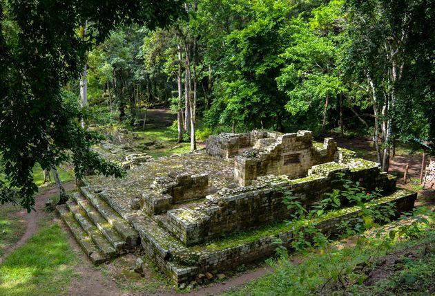 Ruines-van-Copan