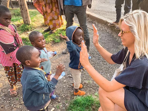 Rwanda kinderen