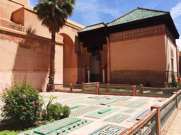 saadian-tombes-marrakech