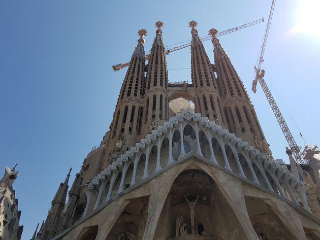 Sagrada-Familia-voorkant