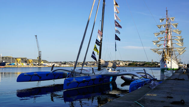 Saint-Malo_haven_catamaran