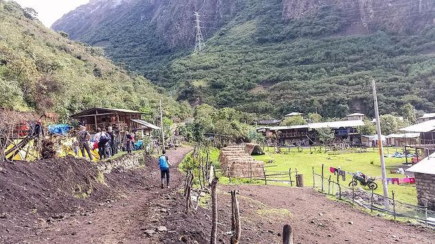 Salkantay-Trek-stop