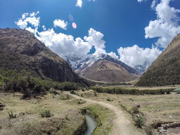 Salkantay-Trek-uitzicht-onderweg