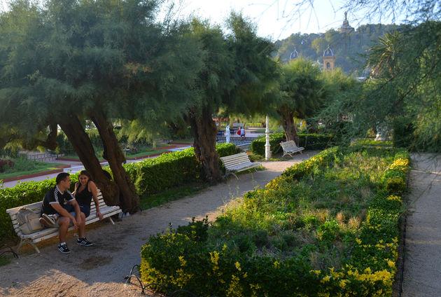 San-sebastian-park