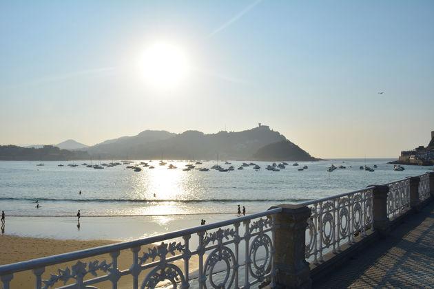San-sebastian-zonsondergang