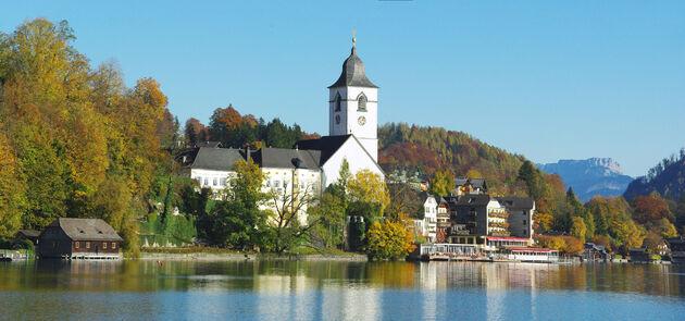 Sankt-Wolfgang-im-Salzkammergut
