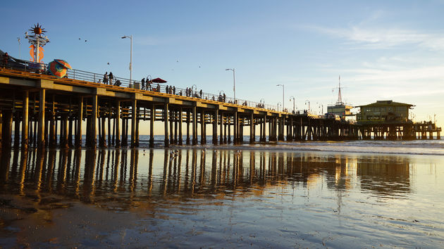 Santa_Monica_Pier_Sunset