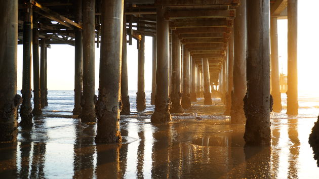 Santa_Monica_Sunset_pier