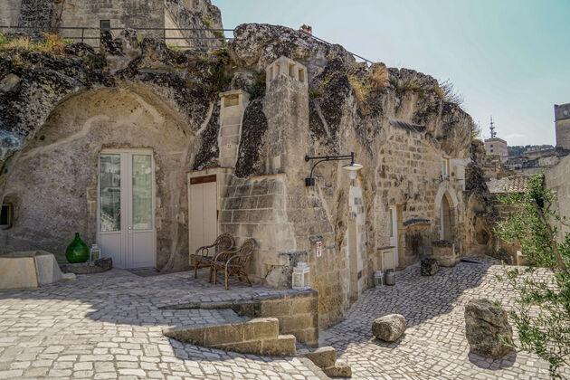 Sassi-grot